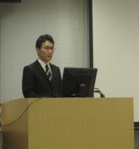 撮影は安武先生、親心あふれてます。